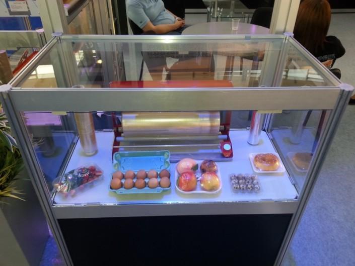 masine za folije na sajmu ambalaze